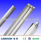 T4/T5 fluorescent wall lamp