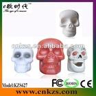 Skull speaker, animal speaker with TF card function
