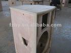 F-15+ speaker box,empty speaker