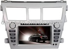 Toyota New Vios Car DVD with GPS