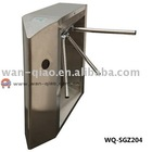 Bridge-type with trapezium leg Tripod Turnstile