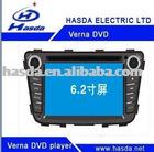 Hyundai Verna GPS DVD Player