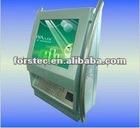 muli-media wall-mount touch screen kiosk