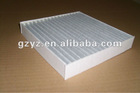 carbon air filter hvac duct parts air filter manufacturers