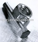 Stamdard Hex Bolt and Nut