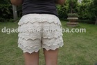 Lace Lady Shorts Skirt