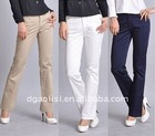 lady cotton flared pant