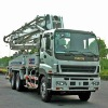 4R37 Truck-mounted Concrete Pump Truck