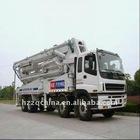 ISUZU 5R47M Truck-mounted Concrete Pump Truck