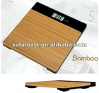 Bathroom Scale-Bamboo