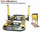 car body correct apparatus