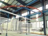 powder coating line (aluminum profiles )