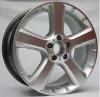 polishing silver alloy replica wheels 18-8.0