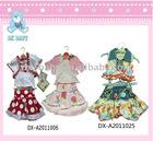 hot sale summer fashion child skirt