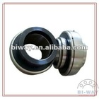 ball bearing with eccentric locking collar