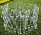 metal mesh dog trainling kennel