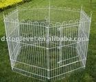 metal mesh dog trainling kennel