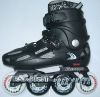 adjustable speed inline skate roller blade