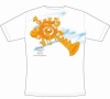 100%Cotton Fashion T-shirt With Printing