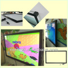 2 points touch touchscreen kit to make the LED/LCD TV become touch screen monitor