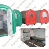 6 Outdoor mobile dining cart
