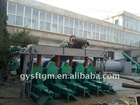 Automatic Wood Briquette Production Line to Russia