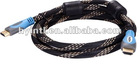19pin male connector hdmi cable