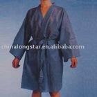 Nonwoven kimono