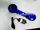 sapphire color retro bluetooth handset for Samsung and andriod