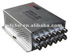 12v and 1d return digital optical transmitter and receiver