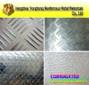 corrugated aluminum sheet/coil