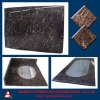 Emperador dark marble bathroom vanity tops