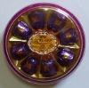 R-008P 8PCS Chocolate