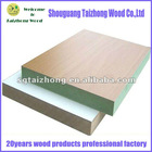 Green Water-Proof Melamine Faced MDF