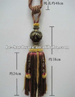 fashion curtain tassel