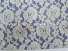 fashion deisgn cotton nylon embroidery lace fabric