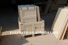 heat treated OEM wooden box