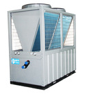 Low ambient temperature EVI air to water heat pump heating and cooling unit(HVAC central air conditioner 50kW 60kW