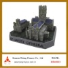 OEM souvenir resin ST David's Cathedral building model