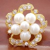 XH-0070 2012 Fashion Pearl Brooches