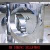 art stainless steel sculpture
