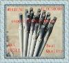 welding stick 300-400mm welding electrode AWS E 6013 /GB E 4313/ JIS421/flux coated electrode AWS E6013