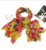 popular wool scarf for 2012 new design,skull scarf winter
