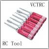 7 in 1 sets screwdriver Kit rc tools for vctrc rc helicopter