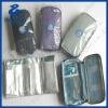 Promotion cooler bags for medicine with zipper closure