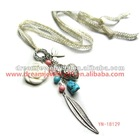 2012 fashionable new style long necklace