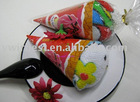 Ice Cream Cone Cake Towel Favors(WBA-030)