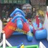 2012 slip n slide inflatable games