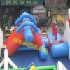 2012 slip n slide inflatable games