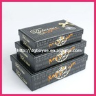 color paper gift packaging boxes